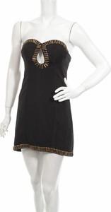 Sukienka Reverse gorsetowa w stylu casual mini