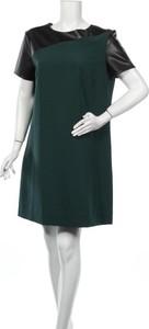 Zielona sukienka Victorio & Lucchino mini z krótkim rękawem