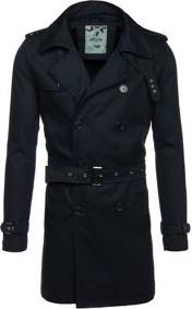 Płaszcz męski denley w street stylu