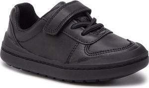 Buty sportowe dziecięce Clarks sznurowane