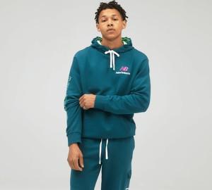 Bluza New Balance w młodzieżowym stylu