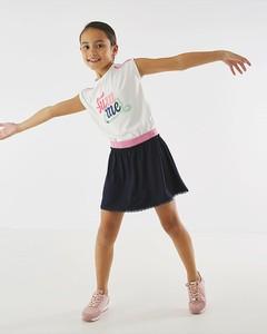 Bluzka dziecięca MEXX z bawełny dla dziewczynek