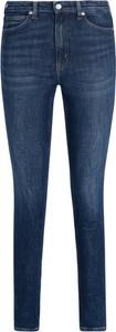 Niebieskie jeansy Calvin Klein w stylu casual