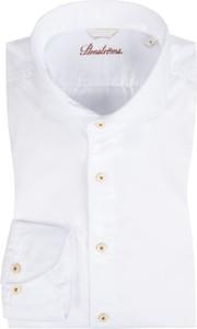 Koszula Stenströms z długim rękawem z bawełny