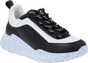 Sneakersy MSGM z płaską podeszwą