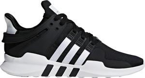 64b4e9cec6654 Czarne buty sportowe Adidas w street stylu