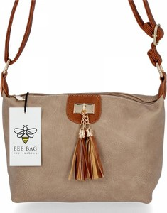 Torebka Bee Bag na ramię ze skóry ekologicznej