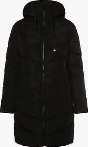 Czarny płaszcz Triangle