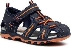 Buty dziecięce letnie Sprandi na rzepy dla chłopców