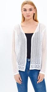 Sweter Gate z bawełny