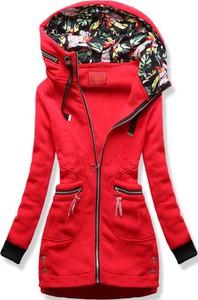 Bluza Netmoda w młodzieżowym stylu z bawełny długa
