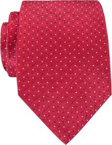 Różowy krawat Olymp