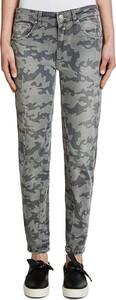 Spodnie OUI w militarnym stylu