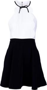 Sukienka Ted Baker bez rękawów mini z dekoltem halter