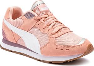 Buty sportowe Puma z zamszu