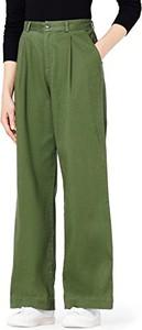 Zielone spodnie amazon.de w stylu retro