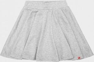 Spódniczka dziewczęca 4F JUNIOR z bawełny