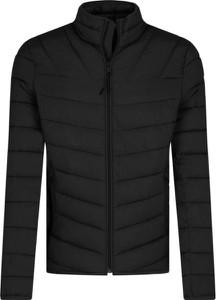Czarna kurtka Napapijri w stylu casual krótka