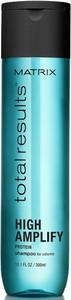 MATRIX TOTAL RESULTS High Amplify szampon do włosów cienkich 300ml