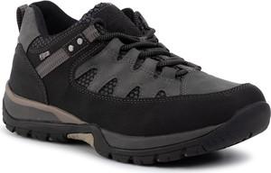 Czarne buty trekkingowe Go Soft