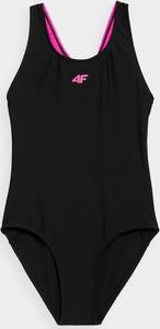Czarny strój kąpielowy 4F