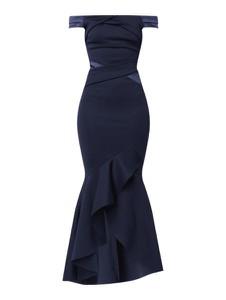 Granatowa sukienka Lipsy