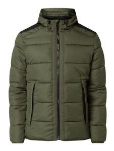 Zielona kurtka S.Oliver Red Label w stylu casual