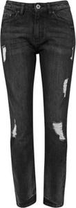 Czarne jeansy Urban Classics