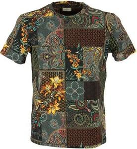 T-shirt Etro z nadrukiem
