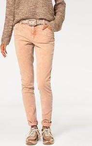 Spodnie Heine ze sztruksu