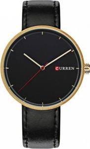 Męski zegarek CURREN gold-black