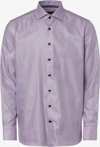 Koszula OLYMP SIGNATURE z bawełny z długim rękawem