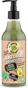 Planeta Organica, Skin Super Good, Organic Green Superfood, żel pod prysznic, 500 ml