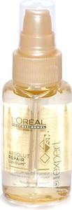 Pomarańczowy kosmetyk do włosów loreal