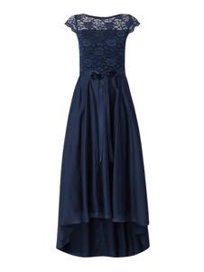 Sukienka Swing z krótkim rękawem
