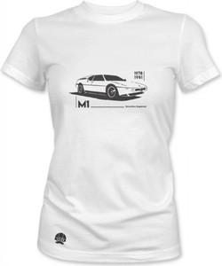 T-shirt sklep.klasykami.pl z bawełny z okrągłym dekoltem