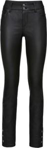 Spodnie bonprix RAINBOW ze skóry ekologicznej