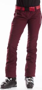 Czerwone spodnie sportowe Fundango