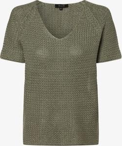 Zielony sweter SvB Exquisit w stylu casual