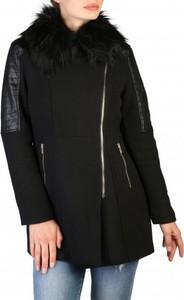 Płaszcz Yes Zee w stylu casual z wełny