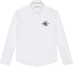 Koszula dziecięca Calvin Klein z jeansu