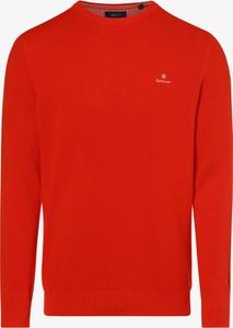 Pomarańczowy sweter Gant