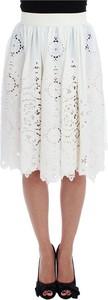 Spódnica Dolce & Gabbana z jedwabiu