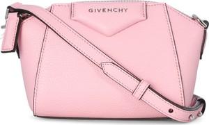 Torebka Givenchy matowa na ramię średnia