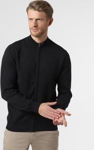Czarny sweter Finshley & Harding z kaszmiru