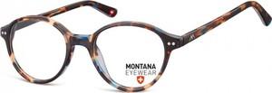 Stylion Okragle oprawki optyczne, korekcyjne Montana MA70D