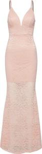Różowa sukienka WAL G.