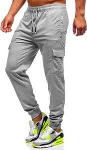Spodnie sportowe Denley z bawełny
