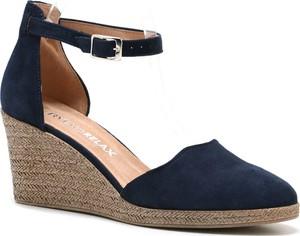 8d174d9f sandały damskie na koturnie ryłko - stylowo i modnie z Allani