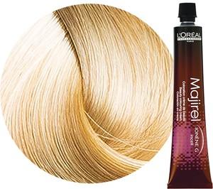 L'Oreal Paris Loreal Majirel | Trwała farba do włosów - kolor 10 bardzo bardzo jasny blond 50ml - Wysyłka w 24H!